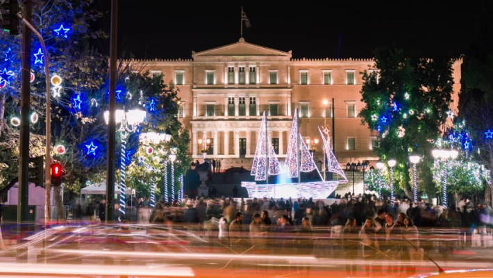Kala Christougenna! Natale in Grecia